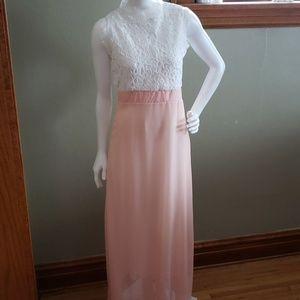 Lace/Chiffon Dress